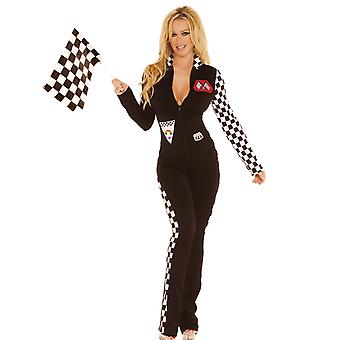 Elegant Moments Race Car Driver Nascar Halloween Roleplay Costume