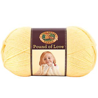 Pound Of Love Baby Yarn-Honey Bee