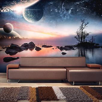 Wallpaper - Cosmic landscape