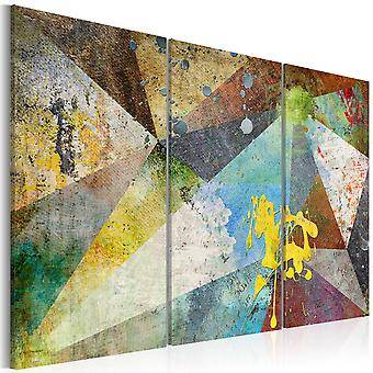 Canvas Print - Through the Prism of Colors