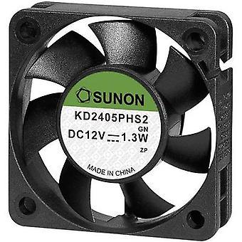 Sunon KD 2405PHS2.GN Axial fan 24 Vdc 21.97 m³/h (L x W x H) 50 x 50 x 15 mm