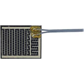 Chauffage de Polyester thermo clinquant auto-adhésif 12 v C.c., 12 V AC 3 W IP notation IPX4 (L x L) 60 x 47 mm