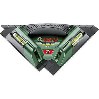 Bosch Home and Garden PLT 2 Tiling laser Range (max.): 7 m Calibrated to: Manufacturer's standards (no certificate)