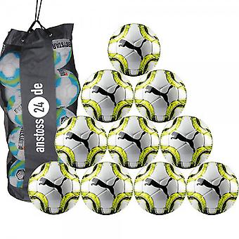 10 x PUMA trening ball - siste 5 HS coach inkluderer ballen sekk