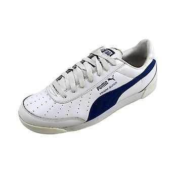 Puma Trimm Quick II 2 White/Team New Royal 341745-04 Men's