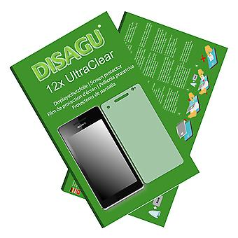 Sony Xperia LT25 display protector - Disagu Ultraklar protector