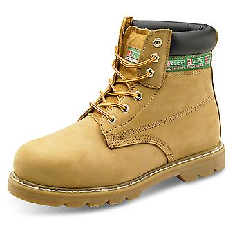 Click Goodyear Welted Safety Boot Sbp - Gwb