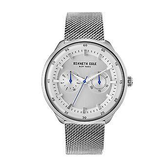 Kenneth Cole New York homme montre montre-bracelet en acier inoxydable KC50577001