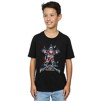 Ragazzi Natale vacanze Poster t-shirt National Lampoon