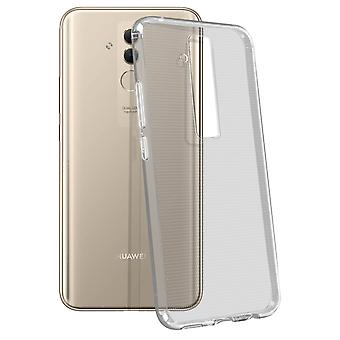 Official Huawei glossy hardcase, backcover for Huawei Mate 20 Lite - Ultra Clear