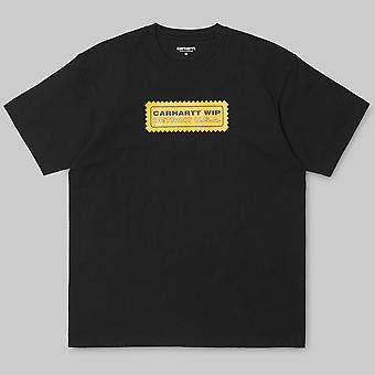 Carhartt WIP S/S Fraser T-Shirt Black