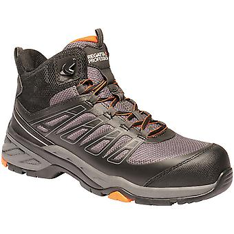 Regatta Mens Pro Kata S1P Hiker Safety Workwear Boots