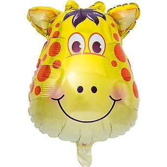 Folieballong kirahvi 54 cm