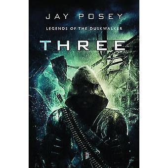 Tre av Jay Posey - 9780857663627 bok