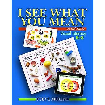 I See What You Mean - Visual Literacy - K-8 (Second Edition) by Steve
