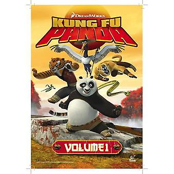 Kung Fu Panda - Vol. 1 door Simon Furman - Zak Simmonds-Hurn - Lucas Fer