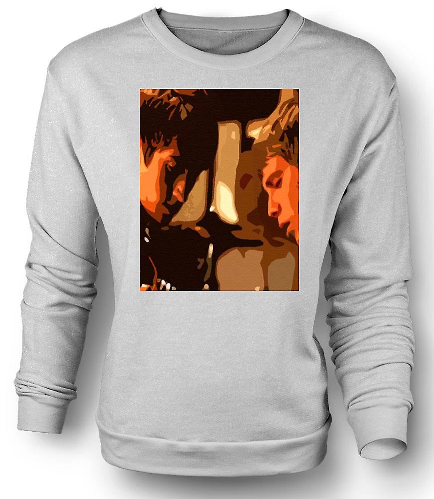 Mens Sweatshirt Arctic Monkeys - Music