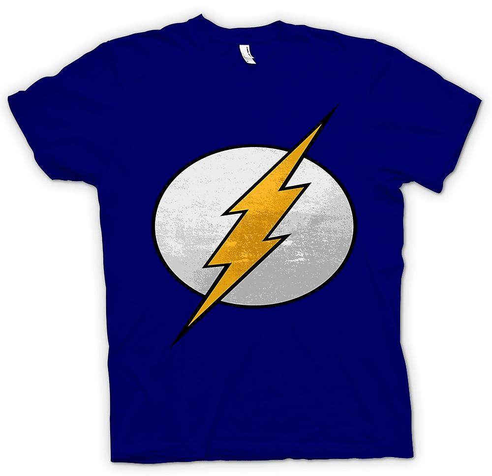 Mens T-shirt - The Flash Logo - Cool