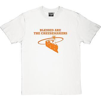 Błogosławiony są Serowarzy Men's T-Shirt