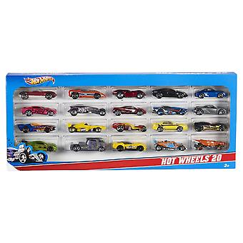 Hot Wheels Auto-Paket von 20