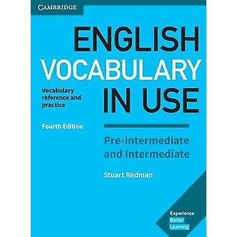 English Vocabulary in Use Pre-intermediate and Intermediate Book with
