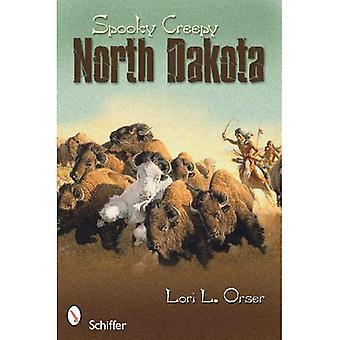 Spettrale strisciante del Dakota del Nord