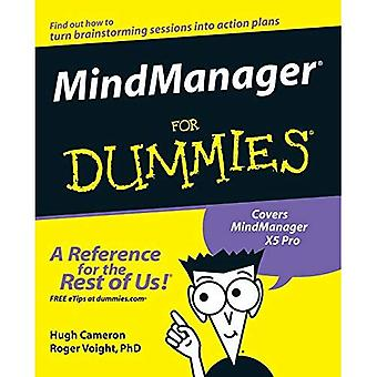 MindManager for Dummies (For dummies)