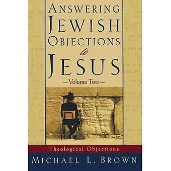 Svara judiska invändningar mot Jesus: v. 2 (svarande judiska invändningar till Jesus)
