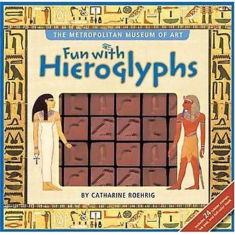 Fun avec les hiéroglyphes
