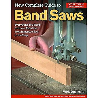 Nieuwe Complete Guide to bandzagen