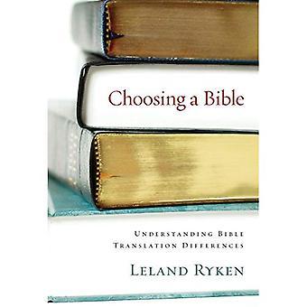 Escolhendo uma Bíblia: compreender as diferenças de conversão de Bíblia