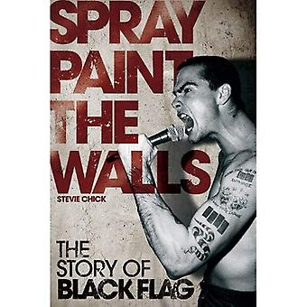 Spray Paint the Walls