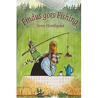 Findus går fiske (Pettson & Findus)