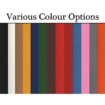 Large A3 Moulding Modelling Felt Sheet for Crafts - Choice of Colour