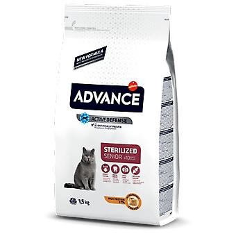 Advance Sterilized +10 (Cats , Cat Food , Dry Food)