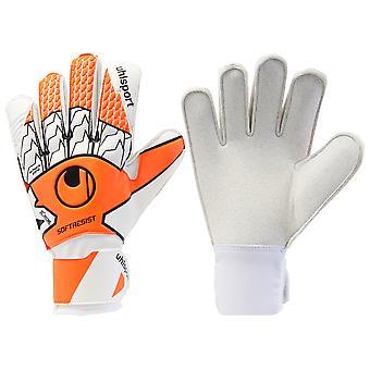 UHLSPORT SOFT RESIST Goalkeeper Gloves Size