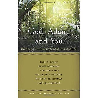 God, Adam and You