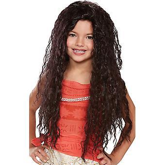 Moana Child Wig