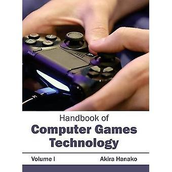 Manual de computadora juegos tecnología volumen de Hanako y Akira