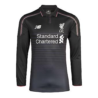 2015-2016 Liverpool dritten Long Sleeve Shirt (Kinder)