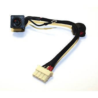 Sony Vaio VPC-EE28FX/BI Compatible Laptop DC Jack Socket With Cable
