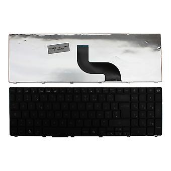 Packard Bell EasyNote TM86-JP-235FR Black French Layout Replacement Laptop Keyboard