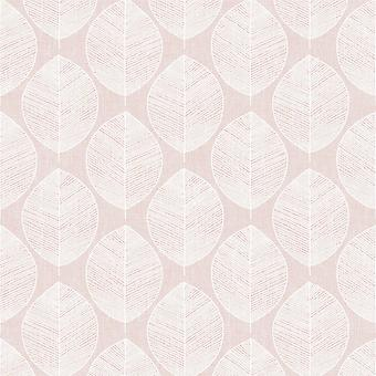 Hoja gris de anticuados Wallpaper flor Floral geométrico lujo moderno Arthouse