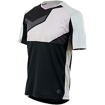 Pearl Izumi Black Launch Short Sleeved MTB Jersey