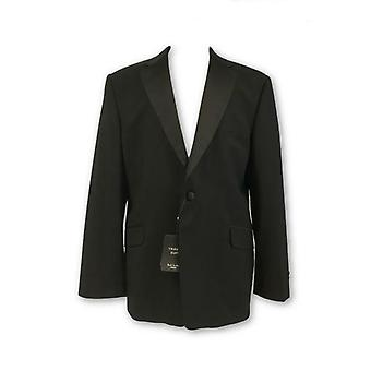 Paul Smith fully structured 2 piece dinner suit in blac
