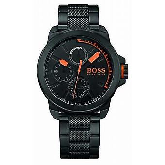 Hugo Boss Orange Mens Black IP 1513157 quadrante nero