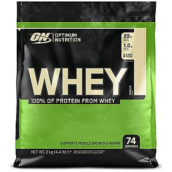 Optimum Nutrition Whey 2000 g  (Sport , Muscle mass , Proteins)