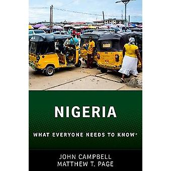 Nigeria - What Everyone Needs to Know (R) by Nigeria - What Everyone Ne