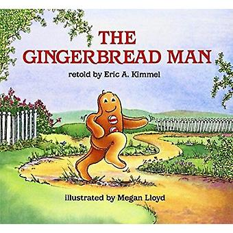 The Gingerbread Man by Kimmel - Eric A./ Lloyd - Megan (ILT) - 978082