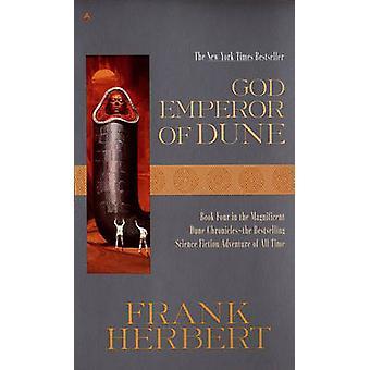 God Emperor of Dune by Frank Herbert - 9780881036350 Book